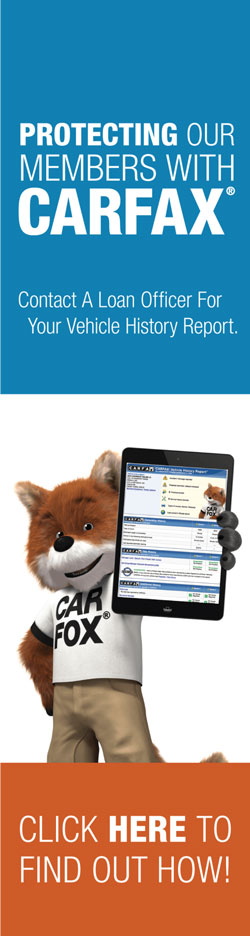 Protecting our members with Carfax. Find out how.