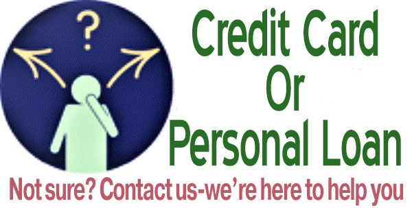 Credit Card vs. Personal Loan: What's the better way to access cash?